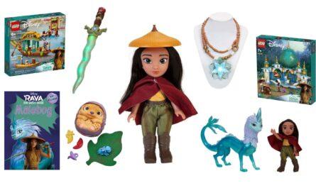 Raya og den sidste drage gaveideer til børn, raya og den sidste drage gaver til børn, raya og den sidste drage film, raya og den sidste drage legetøj