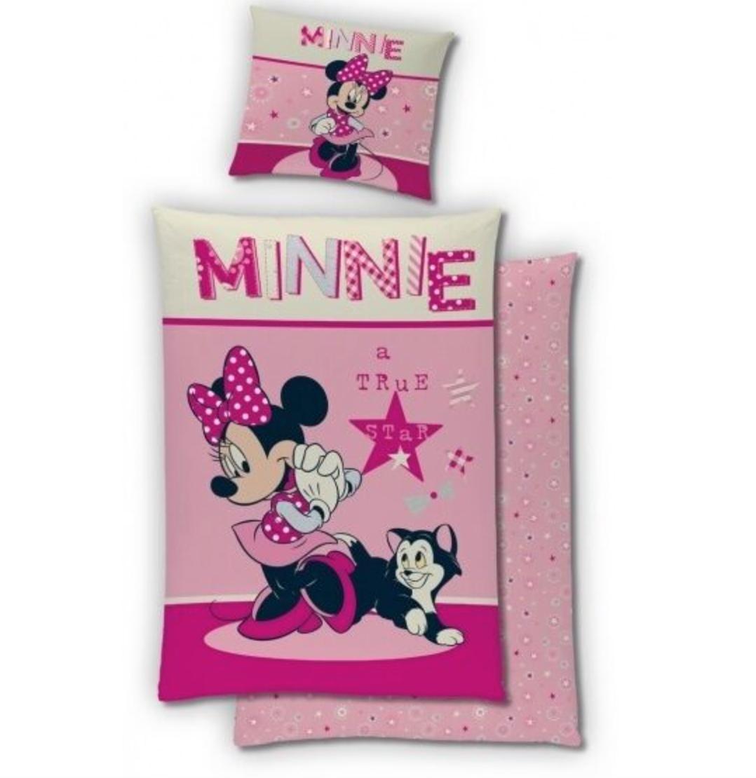minnie mouse dynebetræk - Minnie Mouse sengetøj