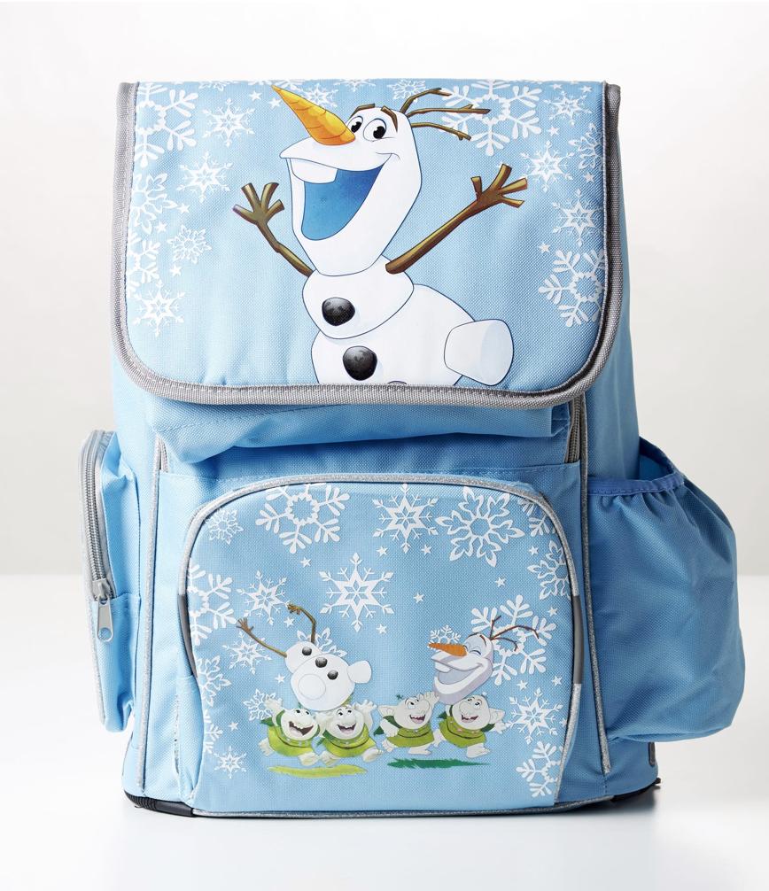 Disney Frost Olaf skoletaske - Frost skoletasker 2021
