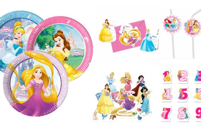 Disney prinsesser fødselsdag