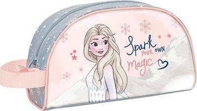 Disney Frost Elsa toilettaske - Disney toilettaske til børn (og voksne)