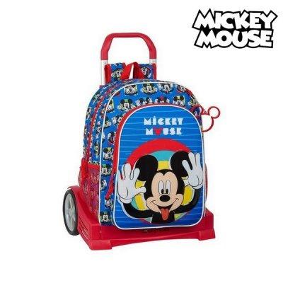 Mickey Mouse trolley til børn - Mickey Mouse kuffert
