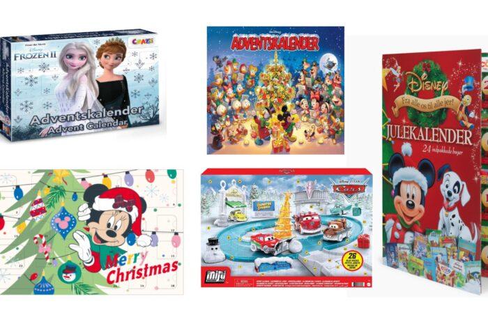 Disney julekalender 2021