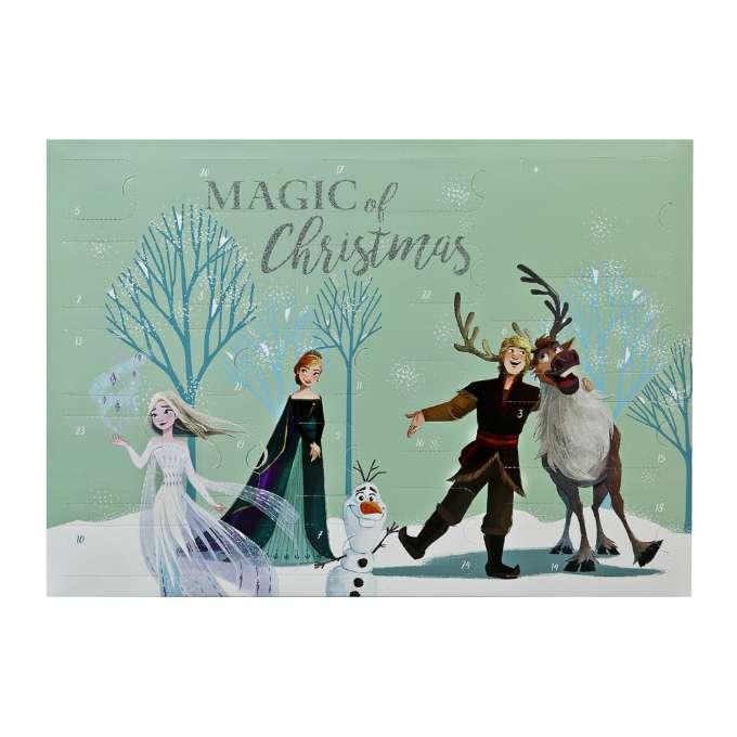Frost Julekalender 2021 - Disney julekalender 2021