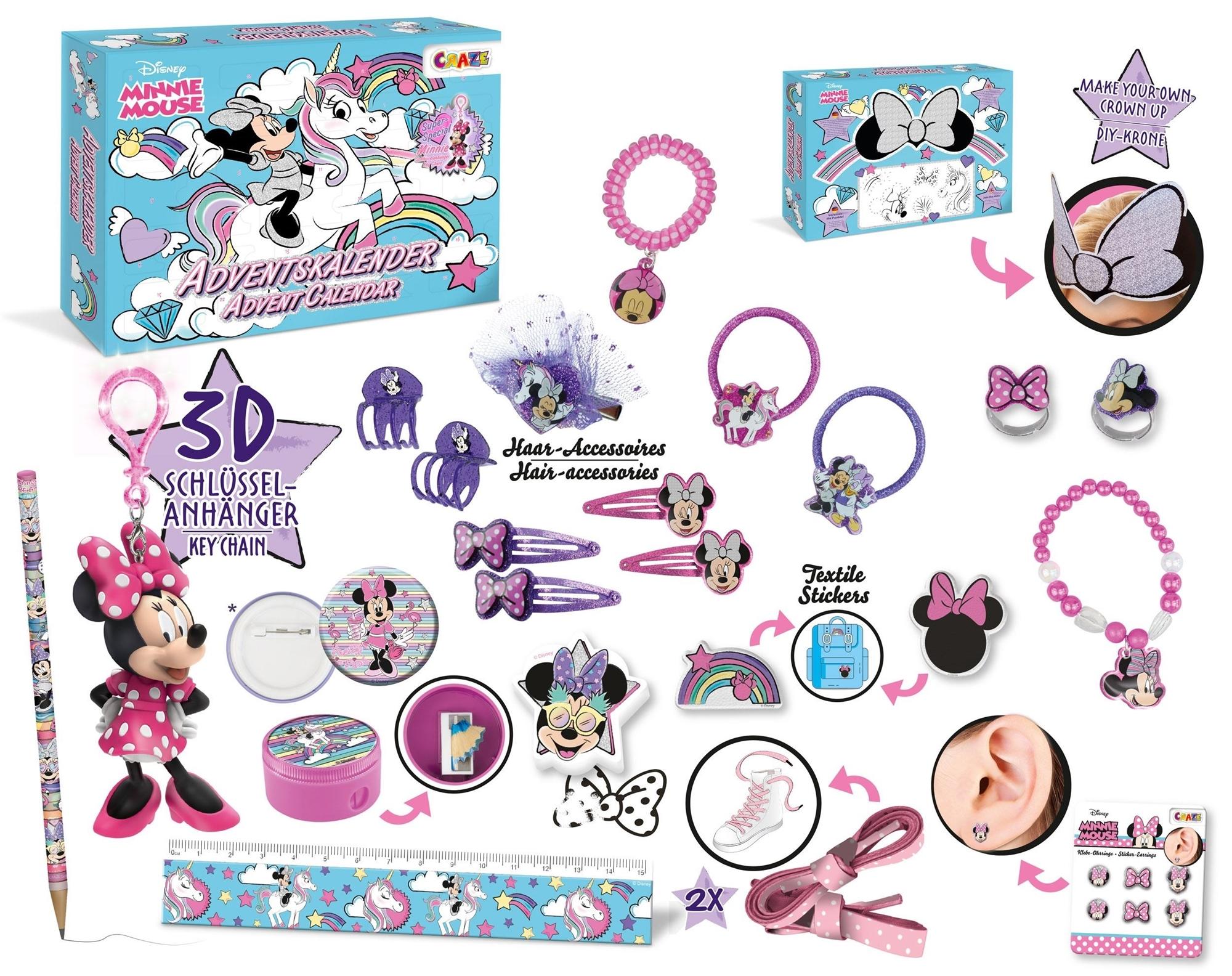 Minni Mouse julekalender 2021 - Disney julekalender 2021